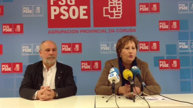 Pilar Pedreira criticó en rueda de prensa la marcha de Lucas