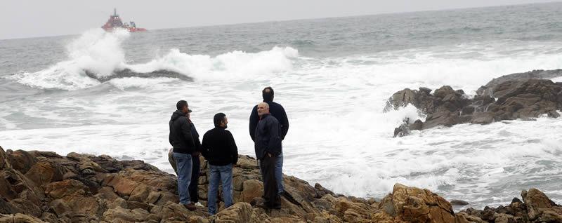 Consternación en Cabo Corrubedo