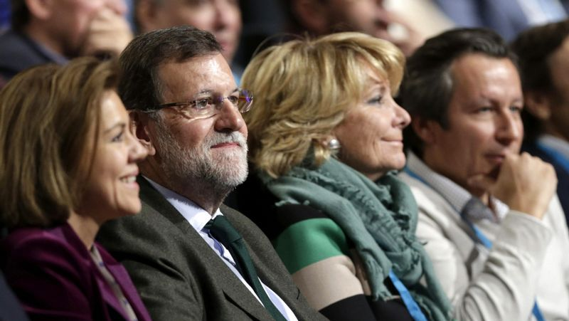 Bárcenas, el ausente presente en la Convención del PP