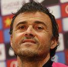 Luis Enrique avisa de que es un «error grave» verse favoritos ante el Atlético