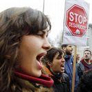 Suspendido por un defecto de forma el juicio contra los detenidos en eldesahucio en Aríns