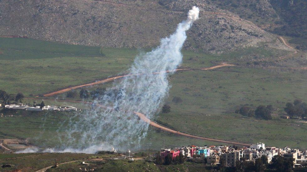 Aumenta la tensión entre Israel y Hezbolá en la frontera con Líbano