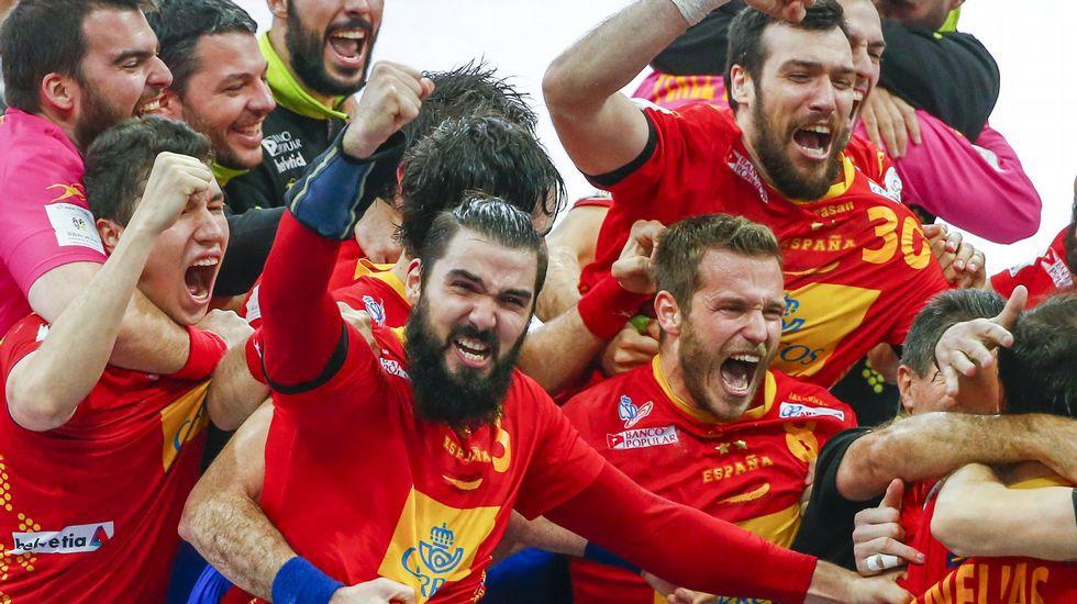 España a semis en el último segundo.