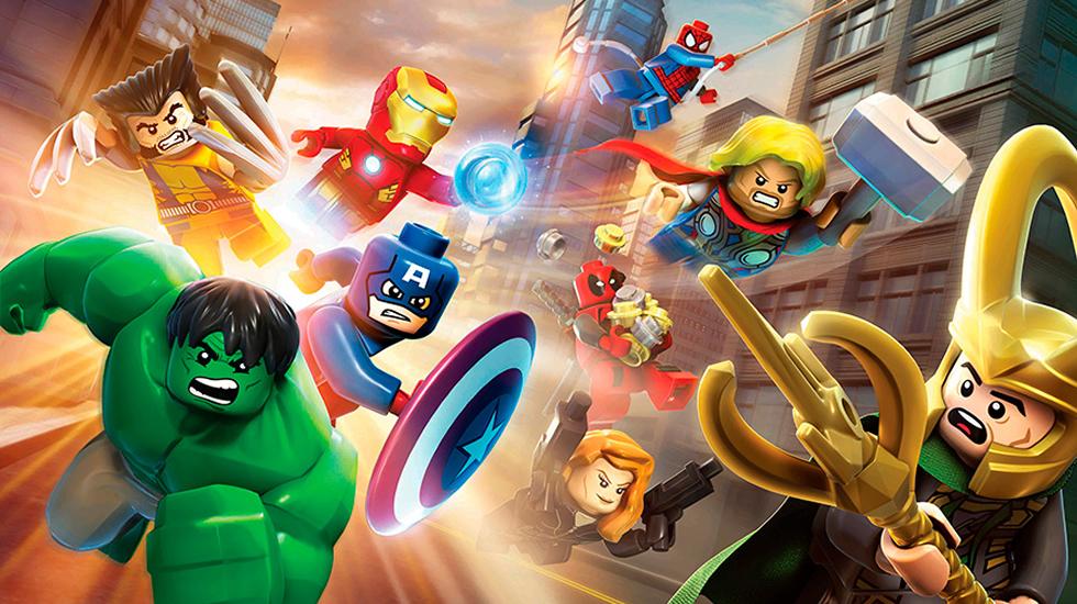 Lego Confirma Lego Jurassic World Y Lego Avengers