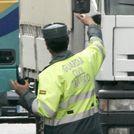 La Guardia Civil hará controles a los camiones que no utilicen las autopistas