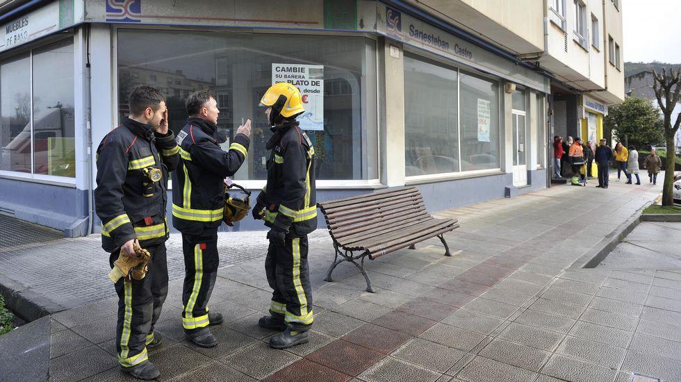 Alarma en Xuvia por un escape de gas