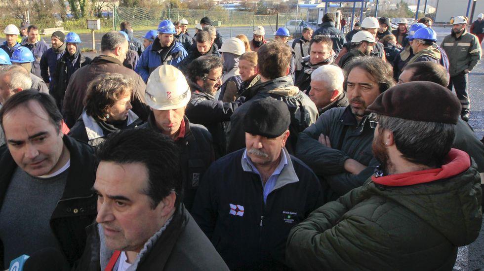 Los sindicatos movilizan a las auxiliares de Navantia por las condiciones de trabajo en Ferrol