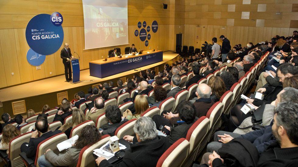 Presentación del nuevo plan para el CIS de Ferrol