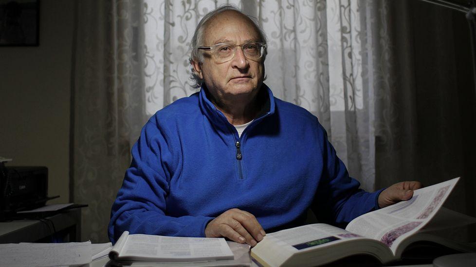 El nefropatólogo Eduardo Vázquez Martul