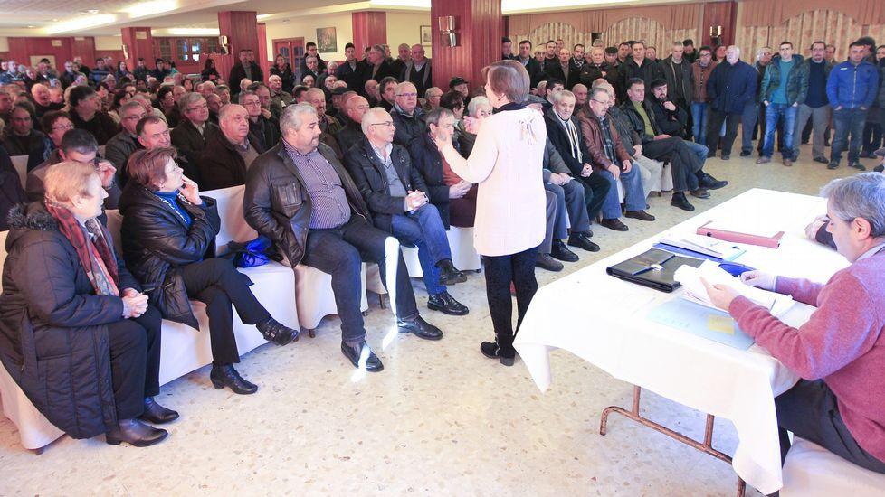 Reunión de propietarios en A Capela para presentar alegaciones contra el plan rector de As Fragas do Eume