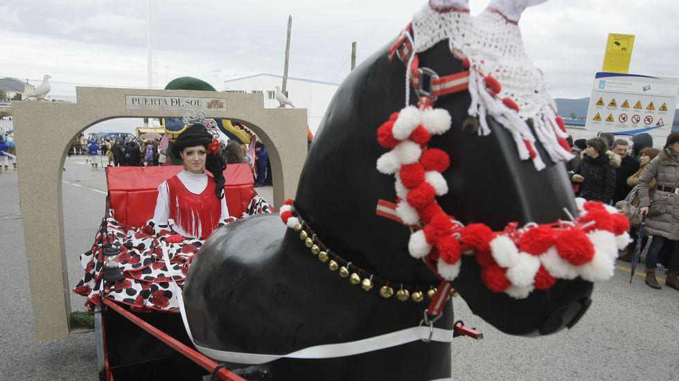 Foz vivió otro desfile de carnaval de altura