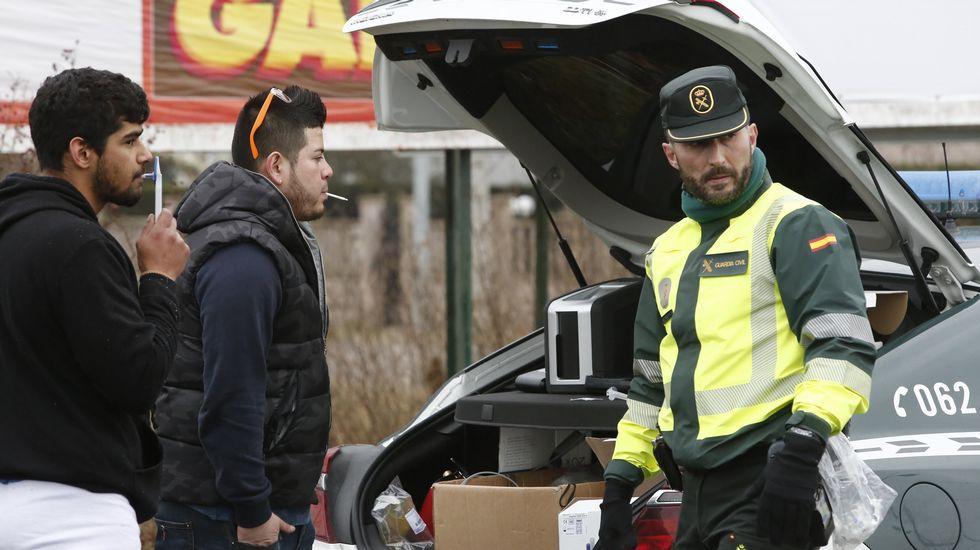 La guardia civil de tr fico duplica los test de - Guardia civil trafico zaragoza ...