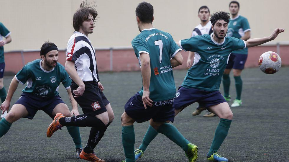 Victoria - San Tirso (0-1)