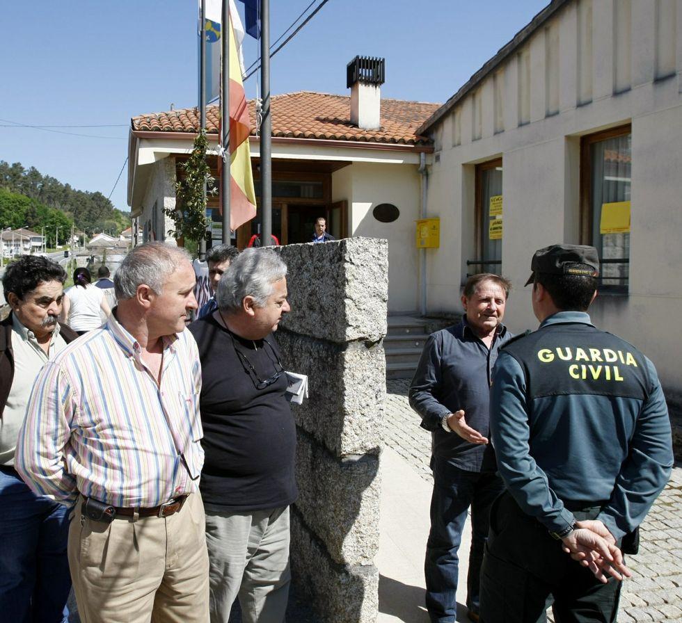 El 16 de abril del 2014 Moldes entregó las instalaciones.