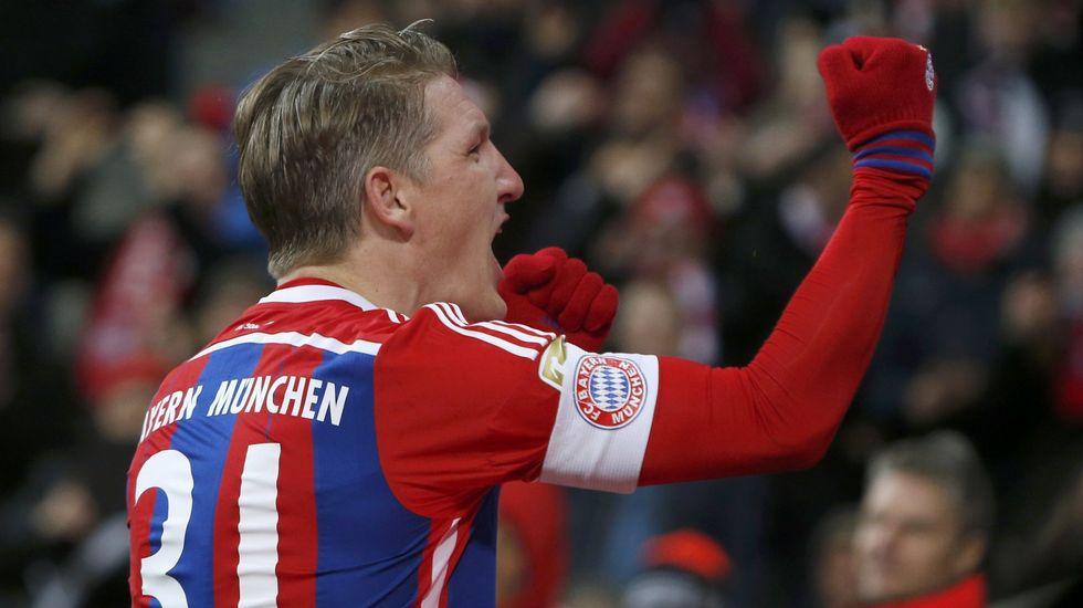 Los cinco mejores goles del fin de semana en Alemania