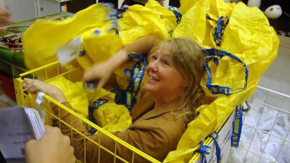 Ikea proh be jugar al escondite en sus establecimientos - Bolsa nevera ikea ...
