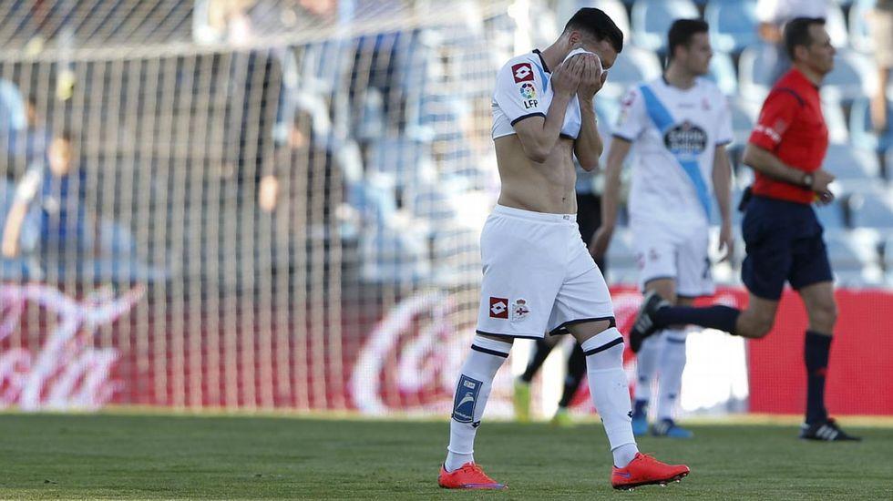 Álbum del Getafe-Deportivo