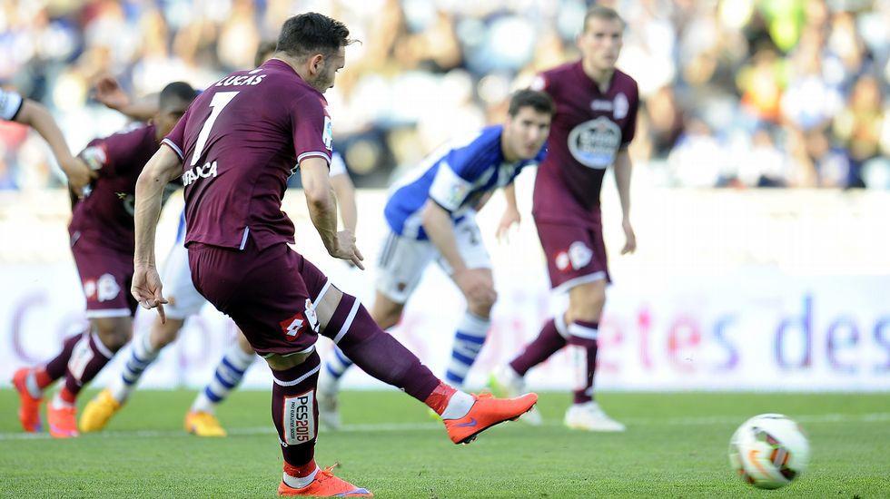 Vídeo resumen del Real Sociedad 2 - Deportivo 2