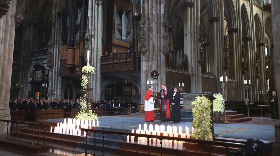 Funeral de Estado por las víctimas del siniestro de Germanwings
