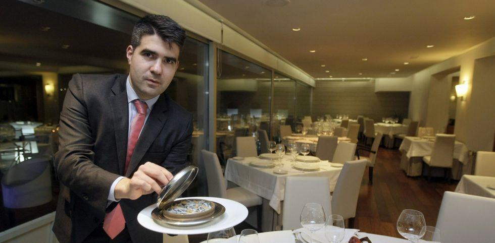 El restaurante Nito de Viveiro es uno de los establecimientos que se suman a la iniciativa.