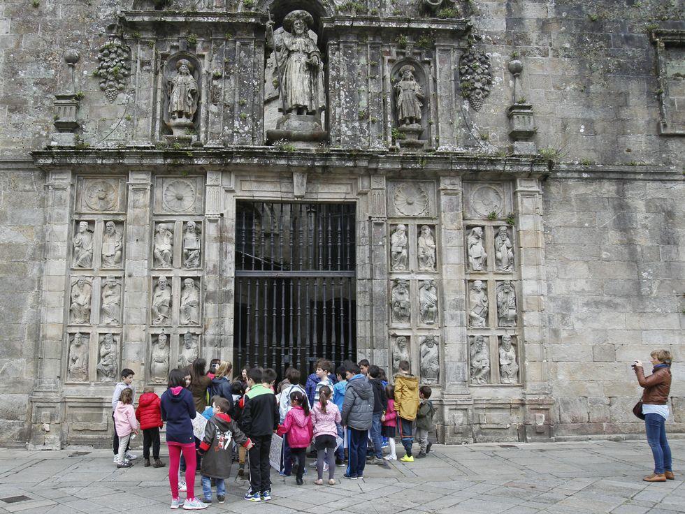 La Puerta Santa se abrió por última vez en el 2010 y no tocaba de nuevo hasta el 2021.