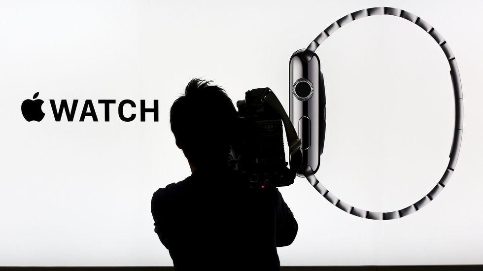 Lanzamiento del Apple Watch en nueve países