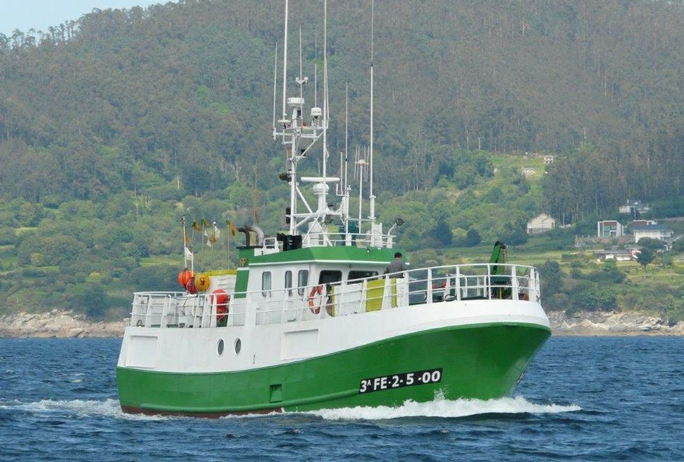 Dos de las víctimas mortales del año pasado son los desaparecidos en el naufragio del «Safrán».