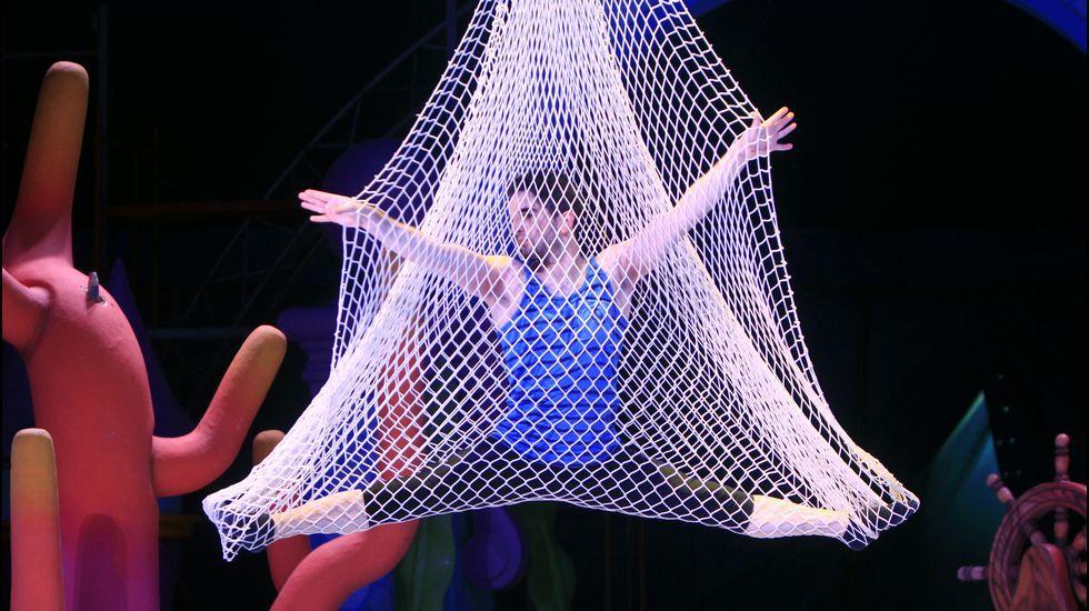 Cirkus life ofrecer 23 pases de viaje submarino en coia - Carpas alcampo ...