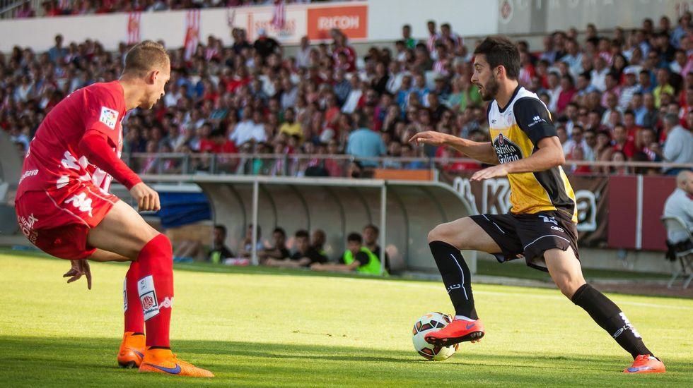 Vídeo resumen del Girona 1 - Lugo 1