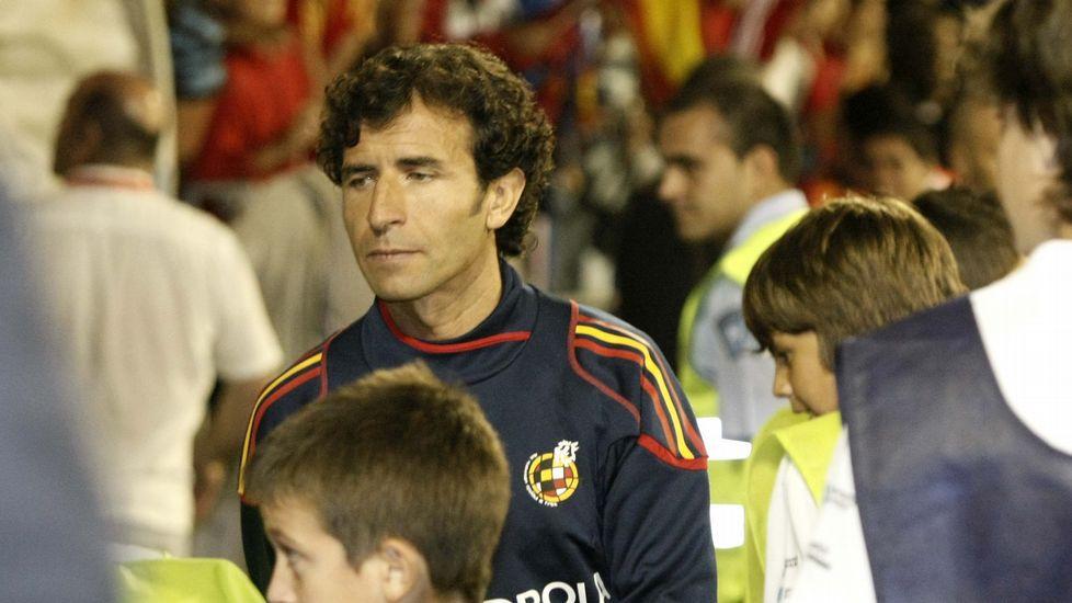 Sigue en directo la presentación de Luis Milla como entrenador del Lugo
