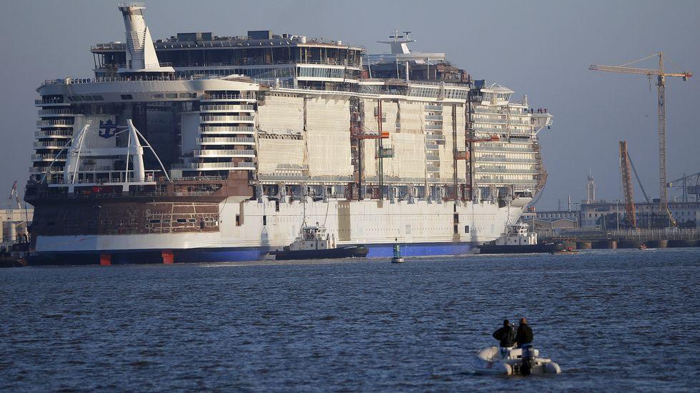 Votado el mayor crucero del mundo Reu_20150619_071252554