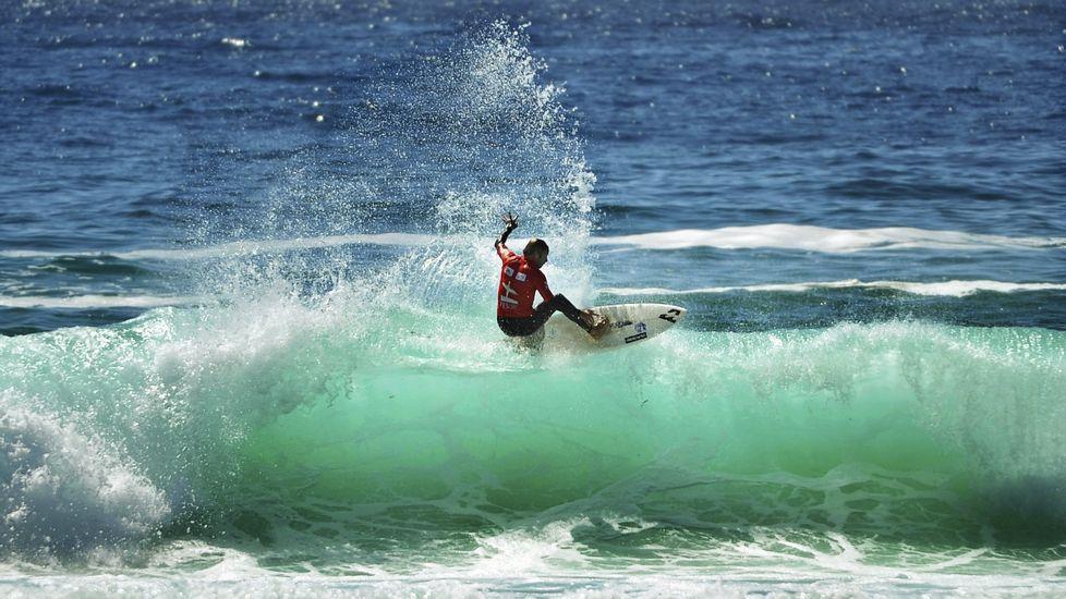 Campeonato de España de Surf en Doniños