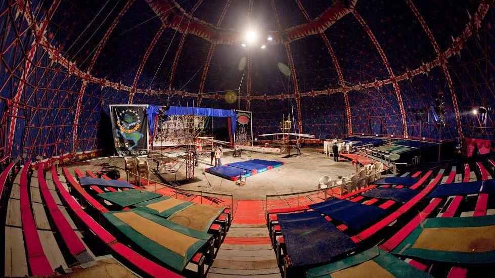 Resultado de imagen para circo los muchachos de españa