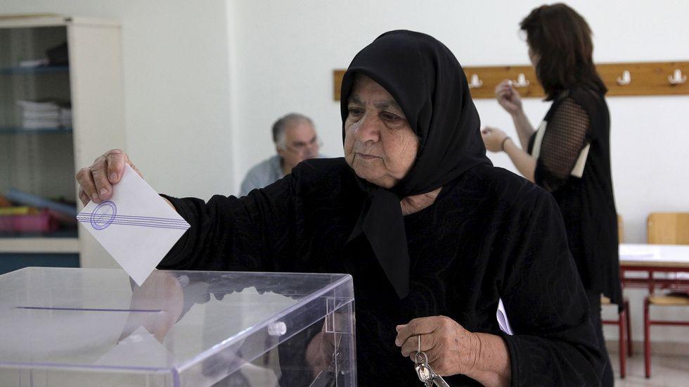Grecia decide su futuro