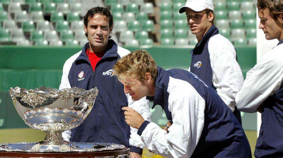 Himno de la República en la Copa Davis