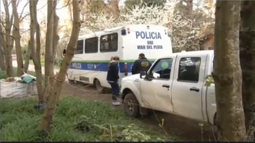 Detienen en Argentina a un hombre tras retener durante seis años en casa a su esposa y su hijo