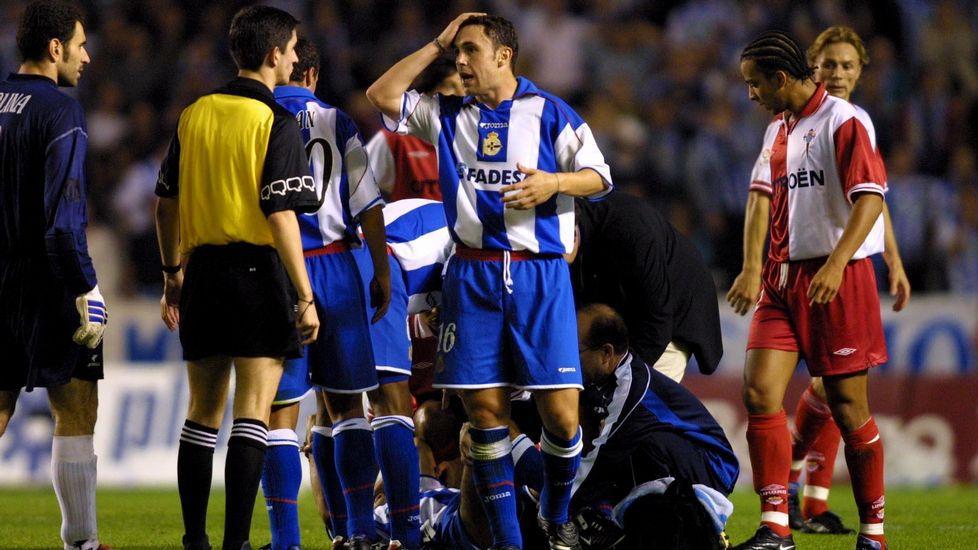 La grave lesión de Manuel Pablo