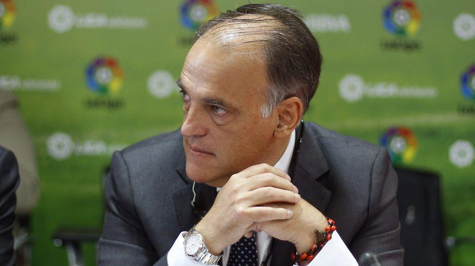 Tebas: «La FIFA es como una mafia siciliana»