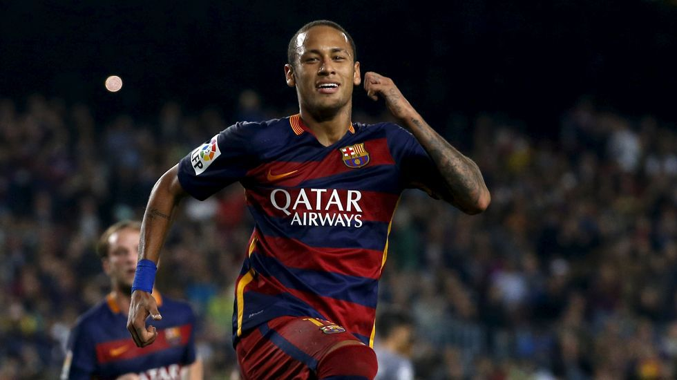 Neymar reclama el liderazgo