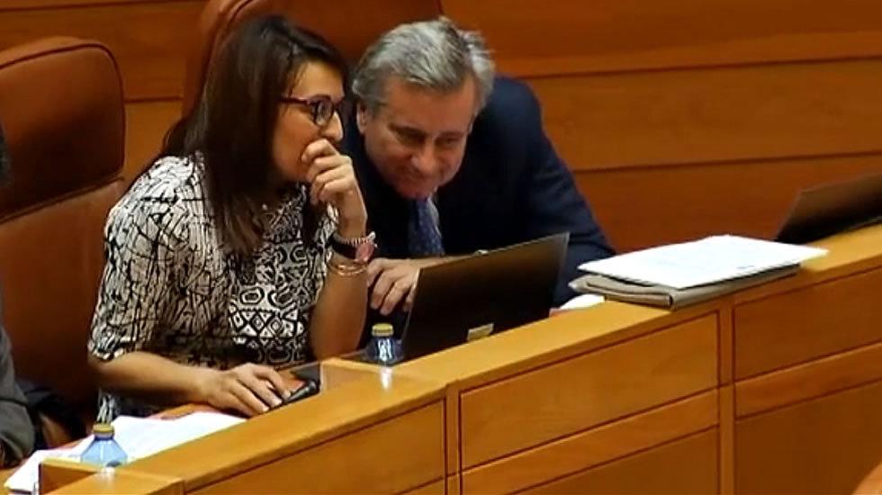 Así reaccionó el Parlamento a la acusación contra Baltar