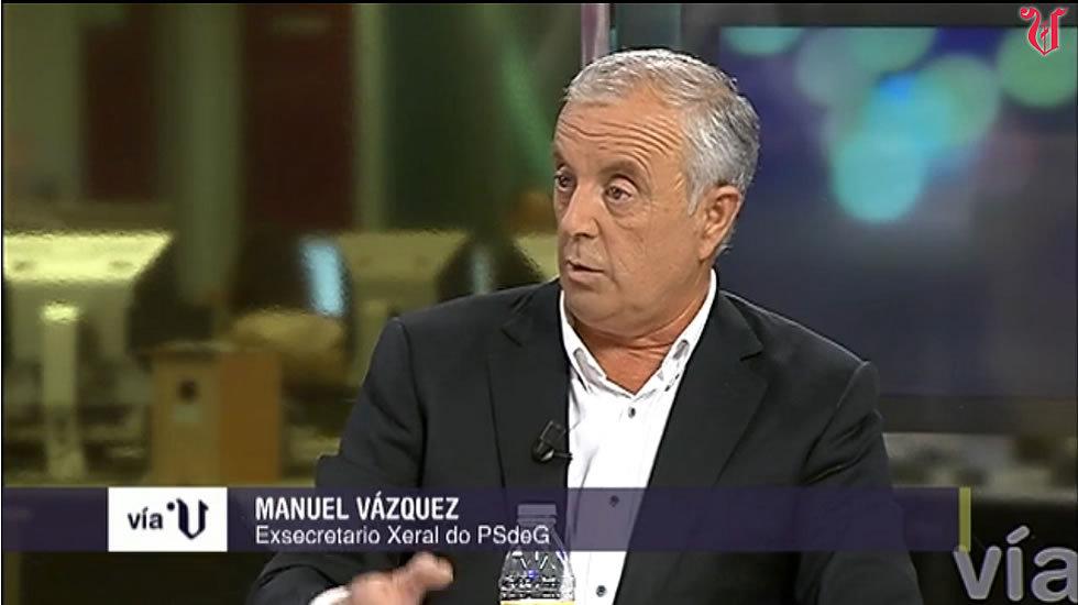 Pachi Vázquez: «Besteiro non está para gobernar Galicia»