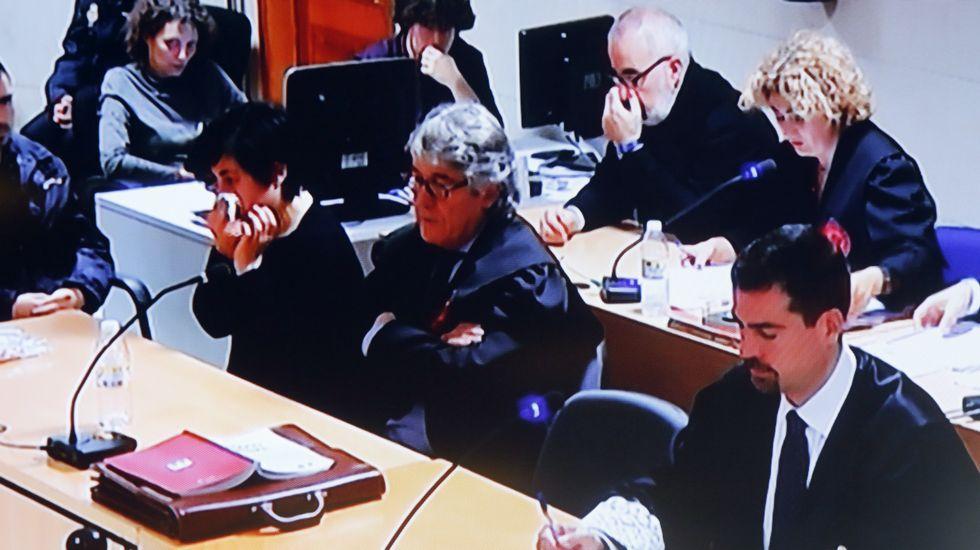 Caso Asunta: Las imágenes del día del veredicto