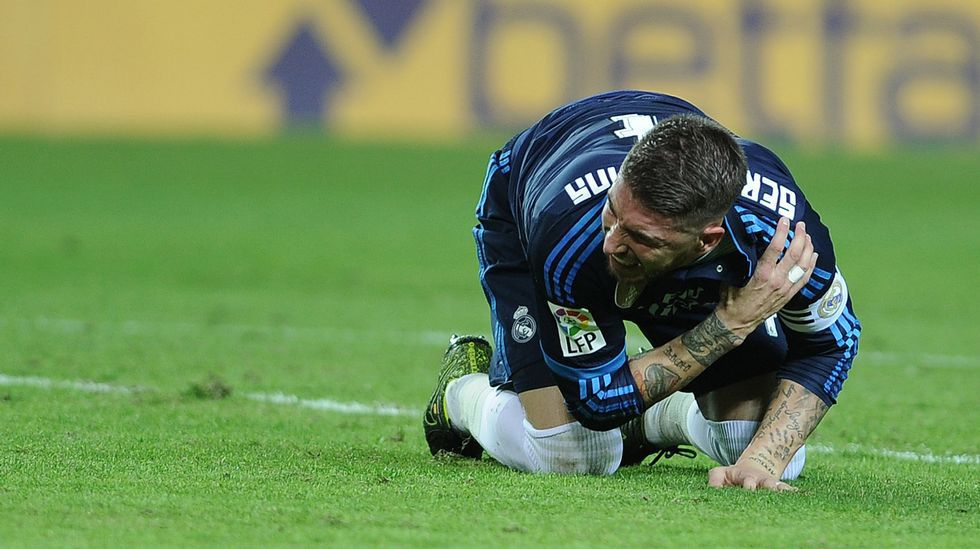 Ramos jugará el Clásico y se operará después
