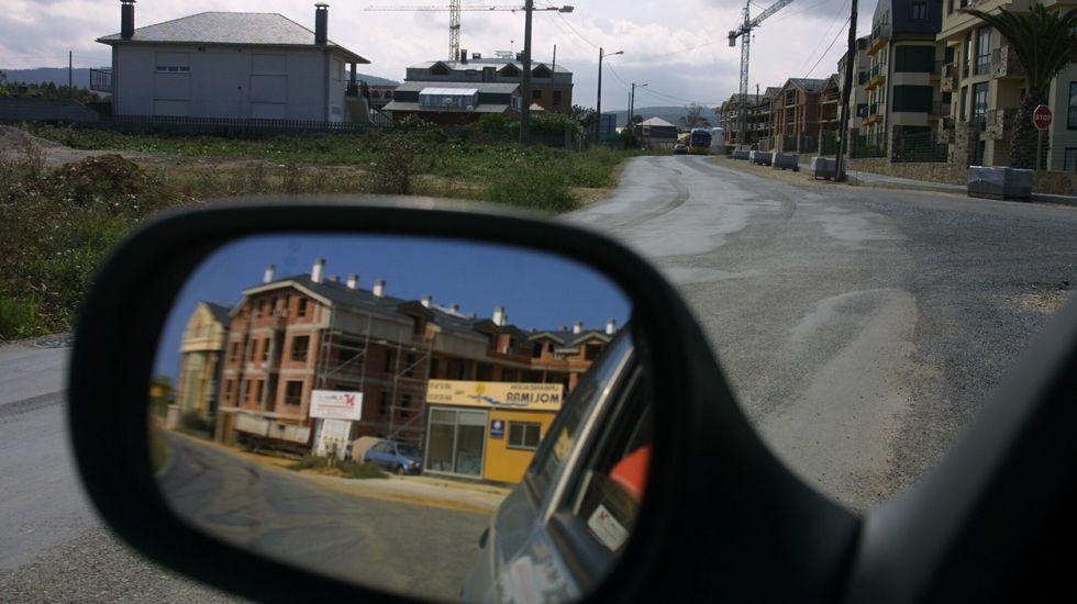 Urbanismo incontrolado en Barreiros