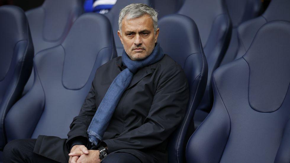 Mourinho: «Diego Costa es un privilegiado»