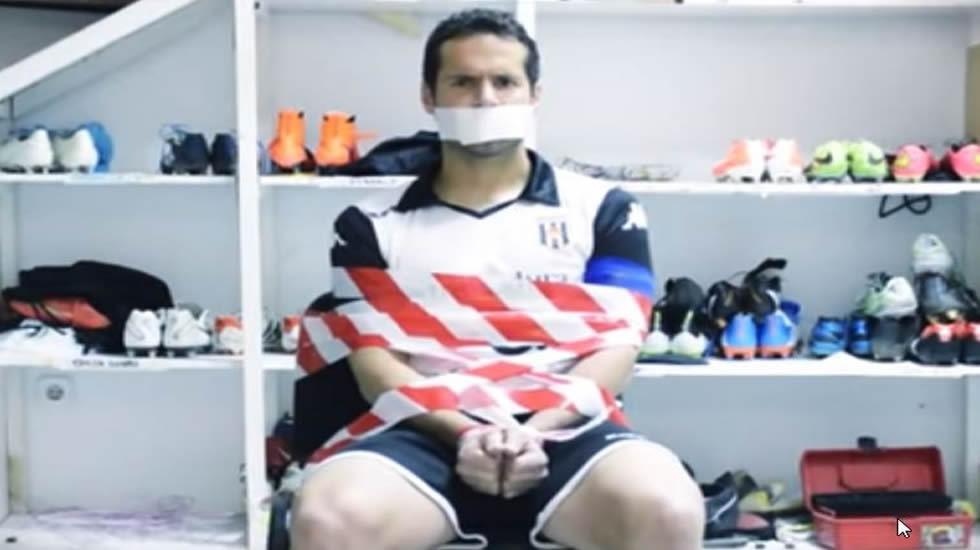 El Mérida «encierra» a su jugador sancionado antes de jugar contra el Cádiz