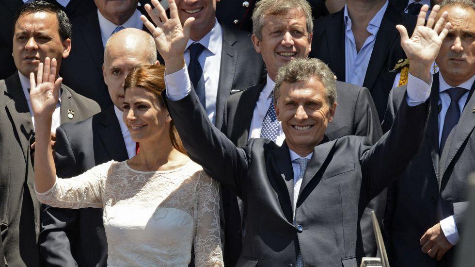 Macri asume la presidencia y abre un nuevo ciclo en Argentina