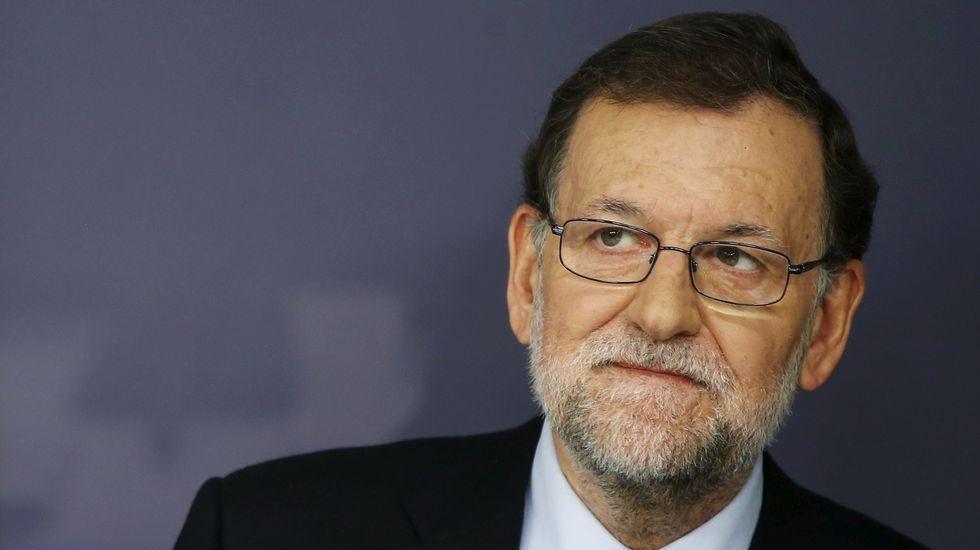 La rueda de prensa de Rajoy tras el Comité Nacional del PP, en streaming