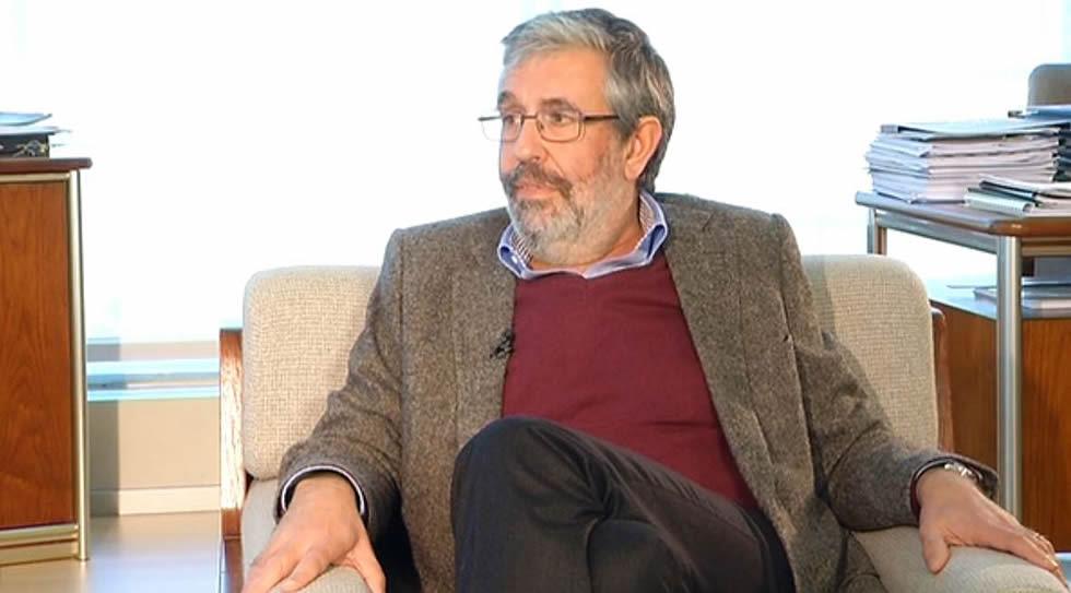 Fernando Vieira: «¿Cuál es el número de gallegos al que quiero llegar? Cuantos más mejor»