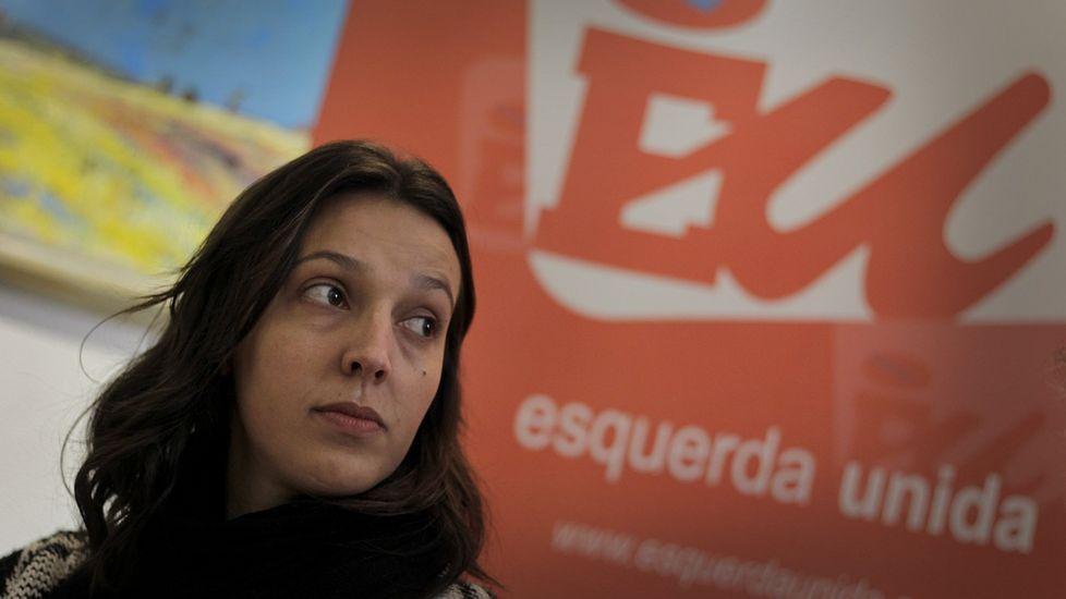Silvia Cameán, concejala de Xustiza Social